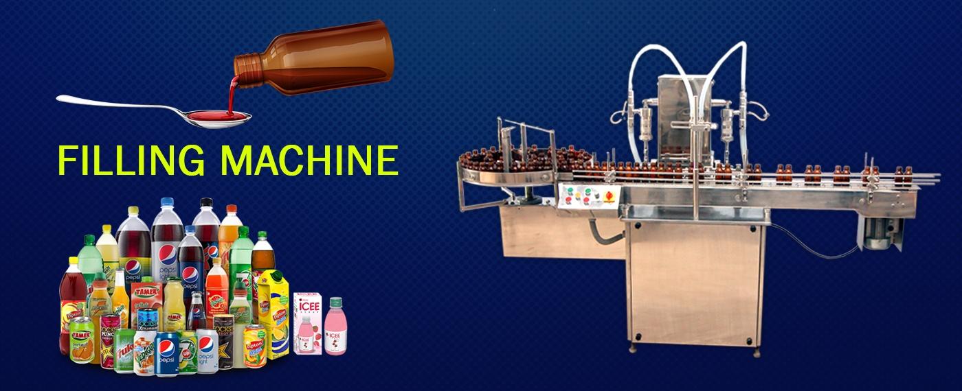 Filling Machine India